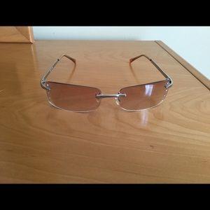 Accessories - Metal frame rhinestone details sunnies